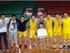 医院篮球队勇夺中国五冶第二届篮球联赛季军