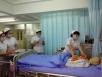 五冶医院重症医学科进行除颤仪操作考核