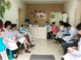 口腔科美容科召开2018年一季度医疗质量与科室管理会议