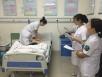 """护理部开展新进护士""""心肺复苏""""技能考核"""
