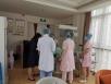 """""""母婴安全,儿童优先!""""--金牛区专家组对我院产科医疗质量进行督导检查"""