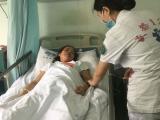 护理部组织低年资护士进行静脉输液操作考核