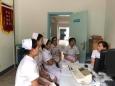 老年病东区分部开展实习生理论培训《老年病人的静脉输液护理》