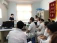 老年病东区分部开展《原发性骨质疏松规范化诊疗》培训