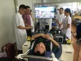 """高科技引领   新技术变革 ——康复医学科""""机器人""""正式投入使用"""