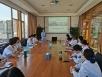 四川大学华西医院品管圈专家来我院进行护理品管圈培训