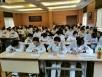 五冶医院护理部组织护士护理理论考试