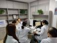 醫院組織召開智慧化高血壓診治管理啟動會