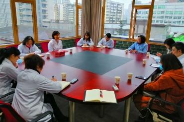 五冶医院再次紧急安排新型冠状病毒感染的肺炎疫情防控任务