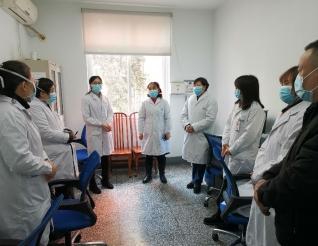 五冶医院肺炎疫情防控措施再升级