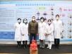 """齊心戰""""疫""""!金牛區政協委員楊茂廷向五冶醫院捐贈疫情防控物資"""