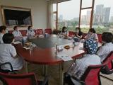 成都市第五人民医院护理部主任莅临我院指导护理工作