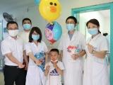 """放飞心愿  拥抱健康  五冶医院举办""""六一""""儿童节主题活动"""