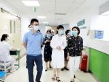 促合作 谋发展 五冶医院院长张玲带队赴华西四院参观交流