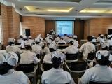 護理部組織2020年護理實習生崗前培訓
