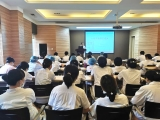 五冶医院护理部举办护理带教师资培训