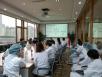 通用环球医疗集团专家到五冶医院肾脏内分泌科调研指导