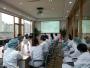 通用環球醫療集團專家到五冶醫院腎臟內分泌科調研指導