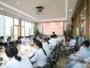 """用心改善服务  提升患者满意度  五冶医院召开十一月行政管理暨""""品质服务""""专题会"""