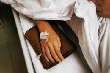 爱就是寒冬里的小温暖 ——五冶医院提升服务品质系列报道之暖心行动
