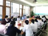 五冶医院开展创建省级无烟医院培训
