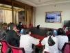 五冶医院参加环球医疗集团运营分析视频会