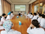 五冶醫院多名護理人員取得新冠疫苗接種資格