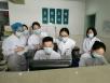 通用環球醫療集團醫學人文服務部蒞臨五冶醫院開展護理質量紅線管理督導檢查