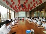 護理部組織2021年護理實習生崗前培訓