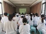 護理部組織2021年護理實習生理論操作培訓及考核